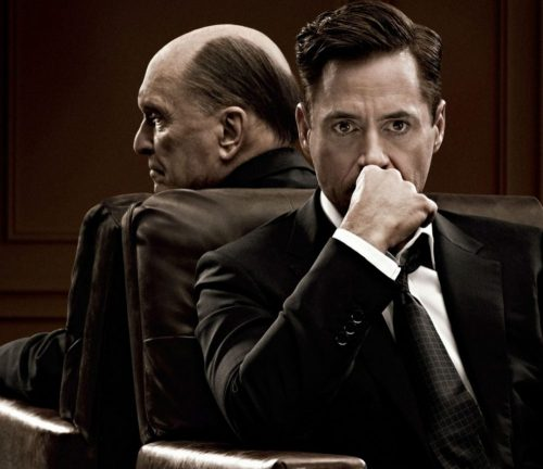 The Judge- Robert Downey Jr