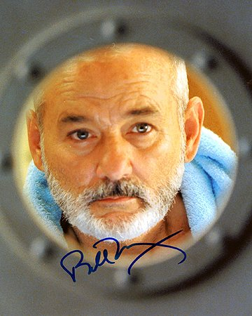 The Life Aquatic - Bill Murray