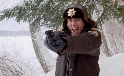 Fargo- Frances McDormand