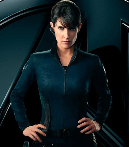 Avengers Infinity War- Cobie Smulders
