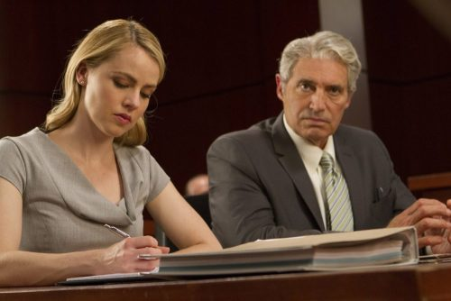 Hunt For The Labyrinth Killer-Amanda Schull, Michael Nouri