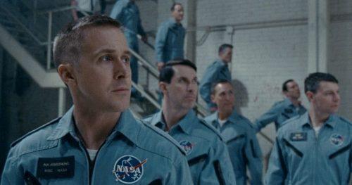 First Man- Ryan Gosling