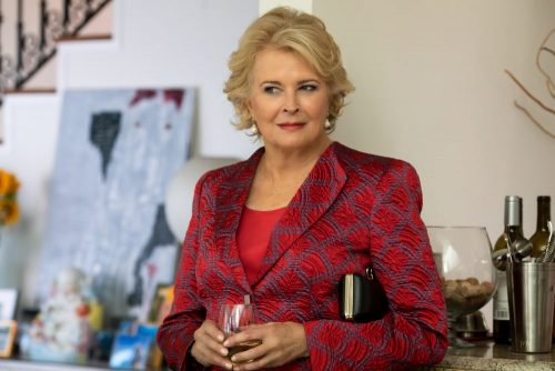 Book Club- Candice Bergen