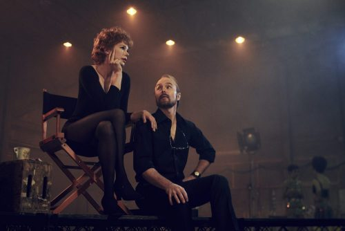 Fosse Verdon- Michelle Williams and Sam Rockwell