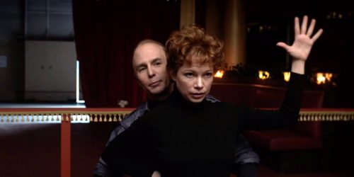Fosse Verdon- Sam Rockwell & Michelle Williams