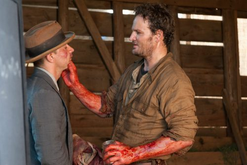 Lawless -Shia LaBeouf, Jason Clarke