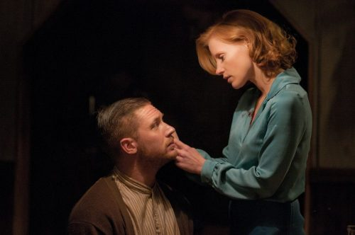 Lawless -Tom Hardy, Jessica Chastain