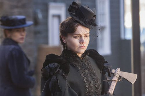 Lizzie Borden Chronicles- Christina Ricci