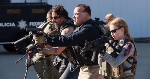 Sabotage- Arnold Schwarzenegger