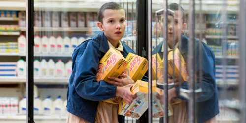 Stranger Things- Millie Bobby Brown