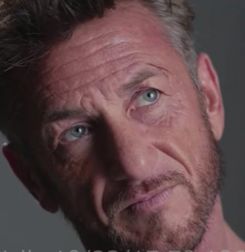 The First- Sean Penn