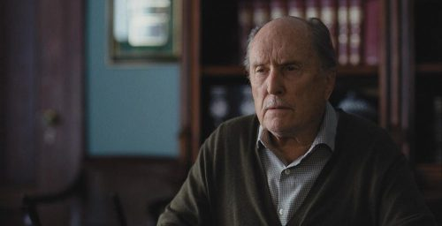 Widows- Robert Duvall