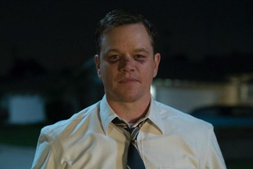Suburbicon- Matt Damon