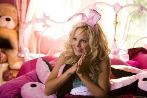 Anna Faris stars in Columbia Pictures' comedy THE HOUSE BUNNY.