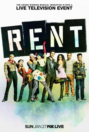 9_Rent Live!_Fox Promo Poster