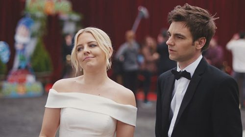 14_The Other Two_ Helene Yorke and Drew Tarver