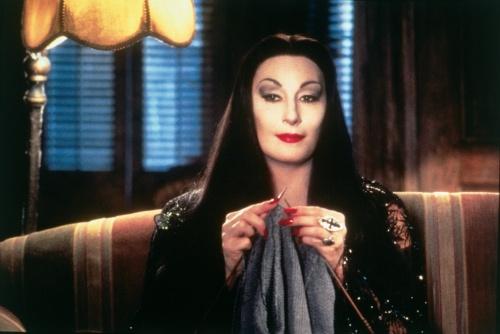 Addams Family Values- Anjelica Huston