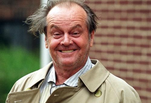About Schmidt- Jack Nicholson