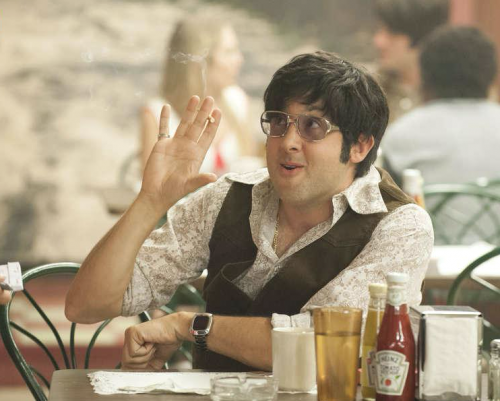 Im Dying Up Here- P.J Byrne