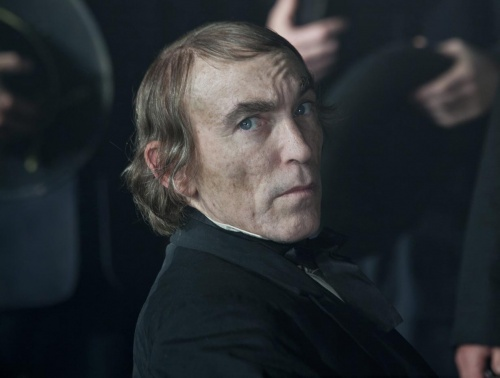 Lincoln- Jackie Earle Haley