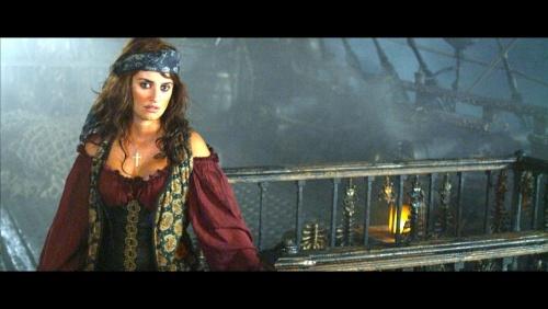 Pirates of The Caribbean: On Stranger Tides- Penelope Cruz
