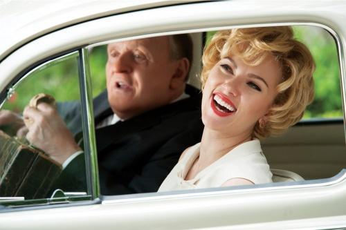 Hitchcock- Scarlett Johansson