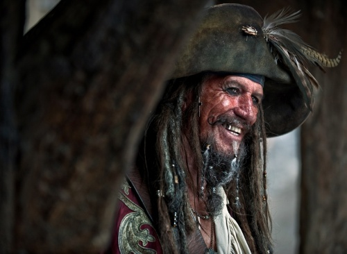 Pirates of the Caribbean: On Stranger Tides- Keith Richards