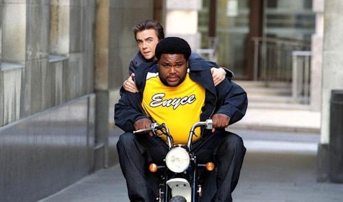Agent Cody Banks 2: Destination London- Anthony Anderson, Frankie Muniz