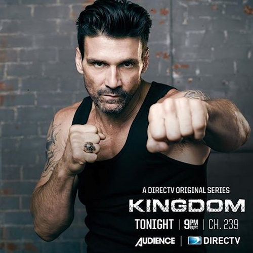 Kingdom- Frank Grillo