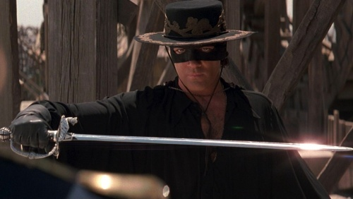 The Mask Of Zorro - Antonio Banderas