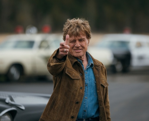 The Old Man and The Gun- Robert Redford