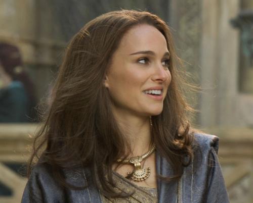 Thor: The Dark World- Natalie Portman