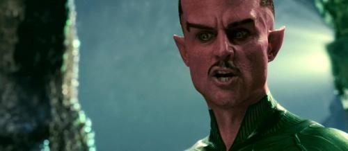 Green Lantern- Mark Strong