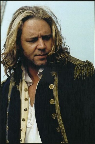 Master and Commander- The Far Side of The World - Russell Crowe