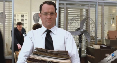 Catch Me If You Can- Tom Hanks