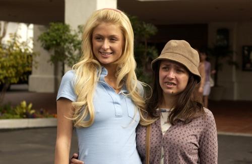 The Hottie And The Nottie- Paris Hilton & Christine Lakin