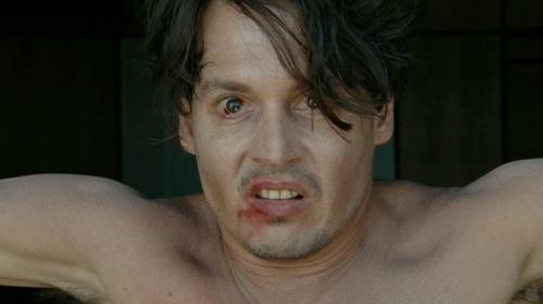 The Rum Diary- Johnny Depp