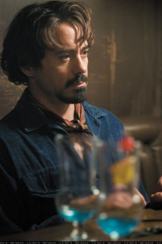 Zodiac- Robert Downy Jr.