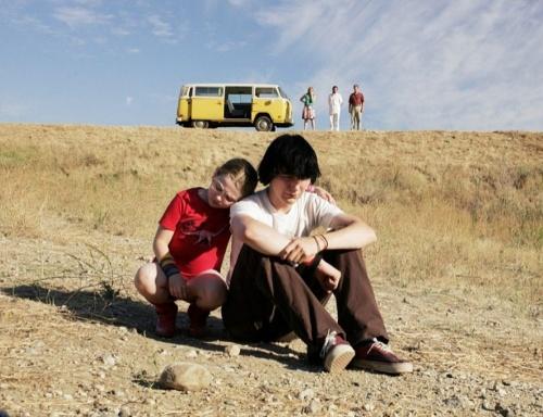 Little Miss Sunshine- Abigail Breslin,  Paul Dano