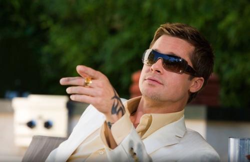 Oceans Thirteen- Brad Pitt