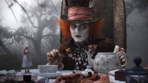 Alice In Wonderland- Johnny Depp