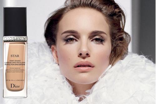 Dior Skin Star- Natalie Portman
