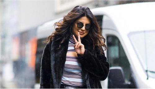 Quantico- Priyanka Chopra