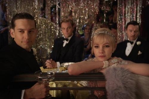 The Great Gatsby- Leonardo DiCaprio, Tobey Maguire, Joel Edgerton, Carey Mulligan