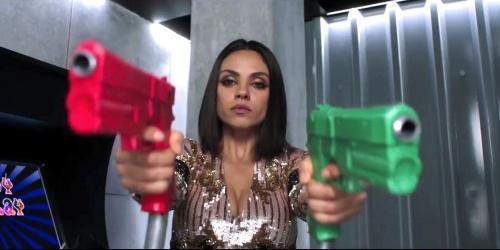 The Spy Who Dumped Me- Mila Kunis