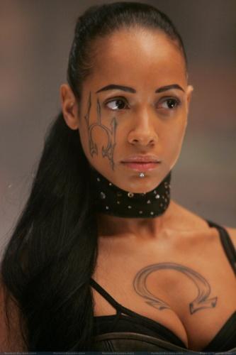 X-Men The Last Stand- Dania Ramirez