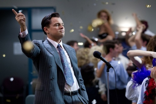 The Wolf Of Wall Street- Leonardo Dicaprio
