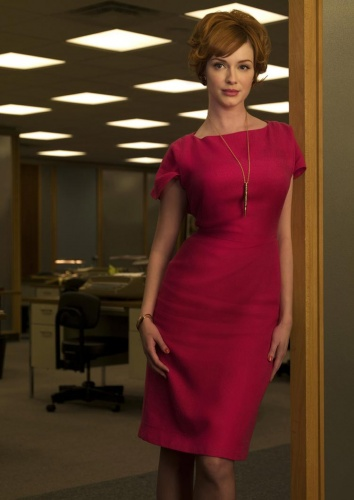 Mad Men- Christina Hendricks