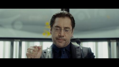 The Gunman- Javier Bardem