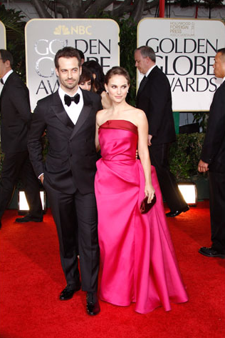 Golden Globe Awards- Natalie Portman